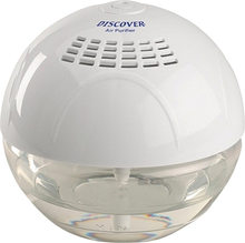 Discover Magic Sphere purificador de aire blanco