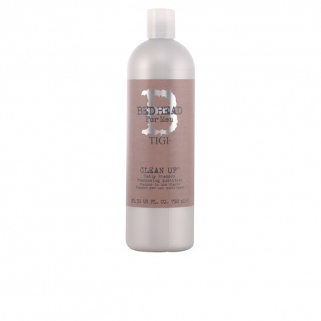 BED HEAD FOR MEN CLEAN UP DAILY SHAMPOO 750ML