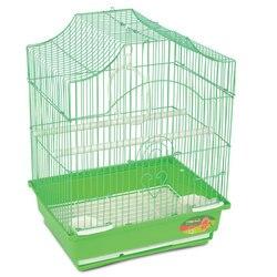 Cage Triol 1002 oiseau émaillé 30*23*39 cm