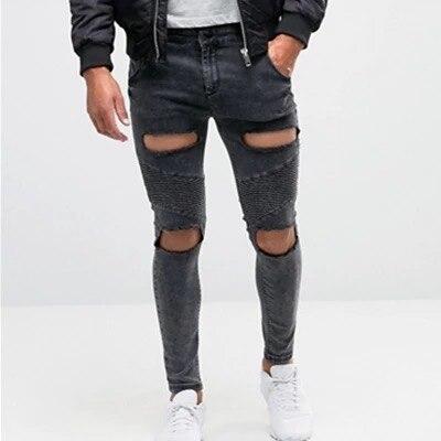 Close-fitting Jeans Denim LOTFEEL
