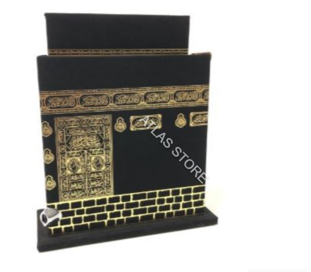 BOXES 23 * 27 Cm Velvet Kaaba Model Kerim Set