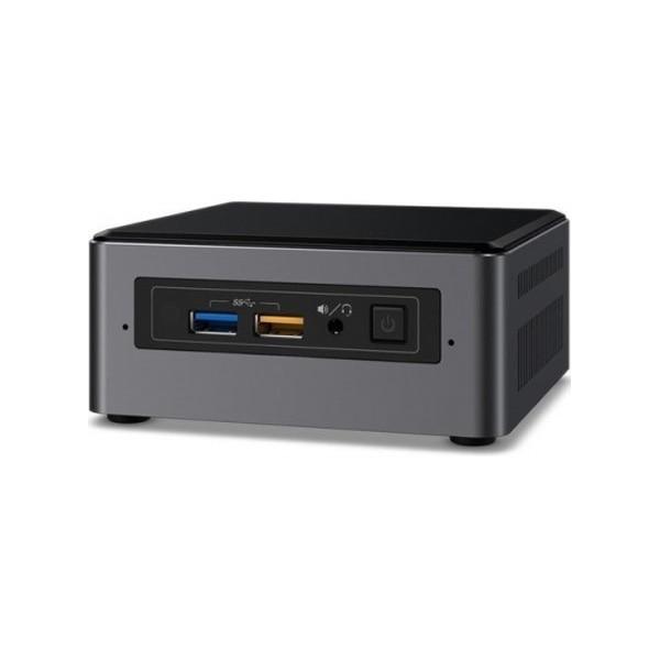 Mini PC Intel NUC8i5BEH2 I5-8259U WIFI LAN Bluetooth Black
