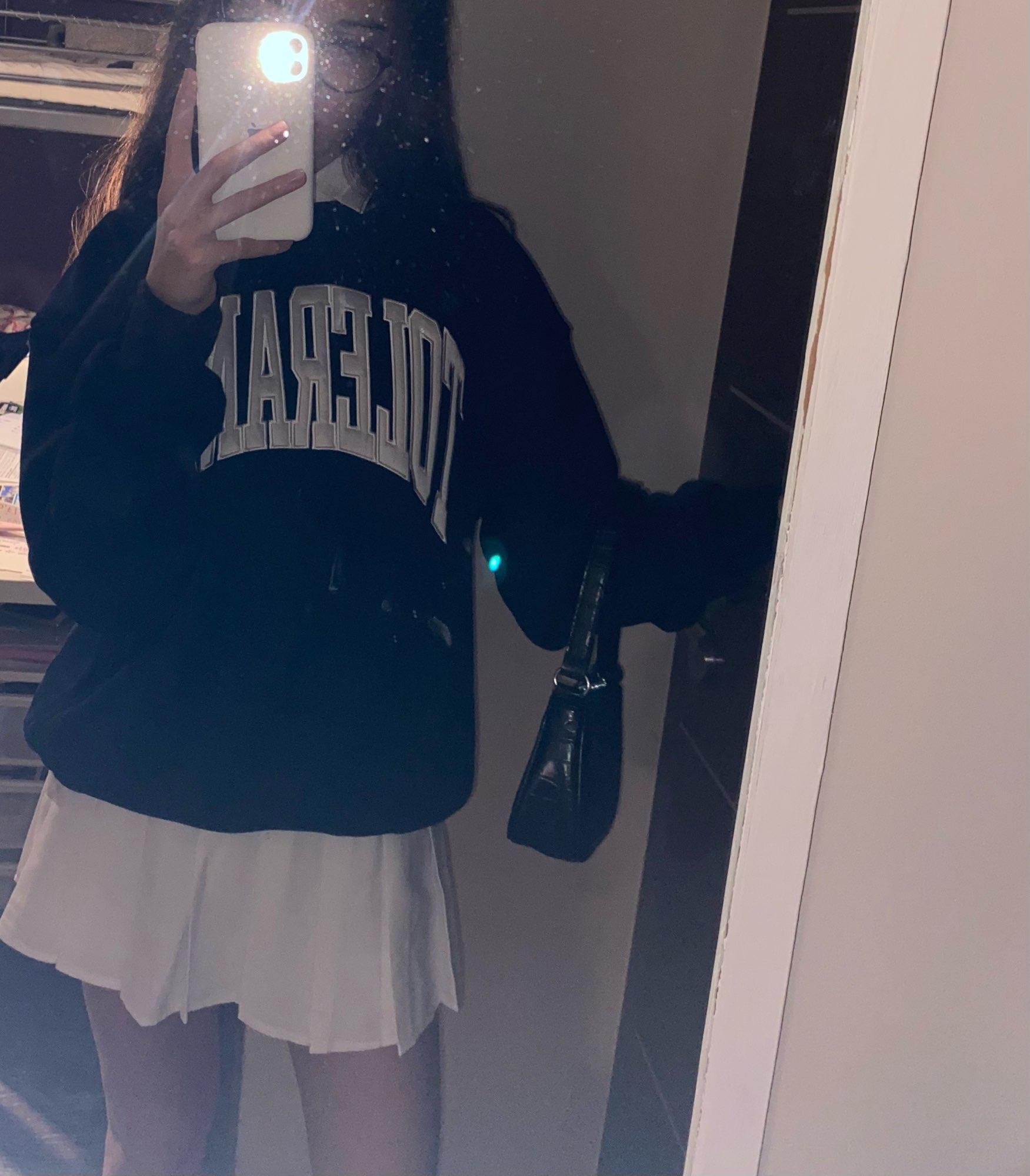 Harajuku style Mini Skirt E-girl photo review