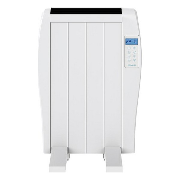 Digital Heater (4 Chamber) Cecotec Ready Warm 800 Thermal 600W White