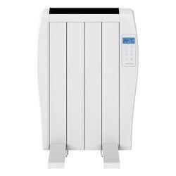 Digitale di Riscaldamento (4 Camera) Cecotec Pronto Caldo 800 Termica 600W Bianco