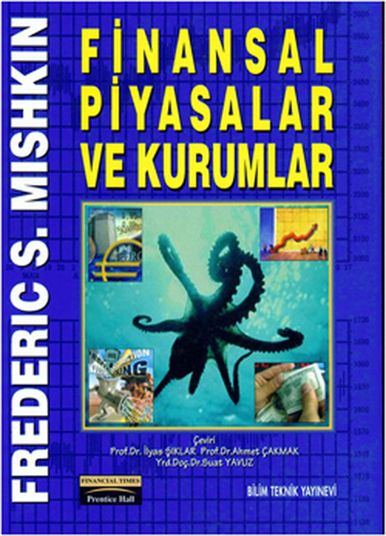 Rynki i instytucje finansowe wydawnictwo techniczne nauki zbiorowej (turecki)