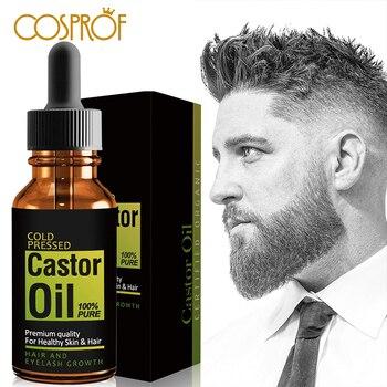 Cosprof Beard Moustache Cream Conditioner Healthy Beard And Hair Growth Castor Oil Hair Growth Enhancer Eyelash Eyebrows 1