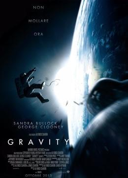 地心引力的海报
