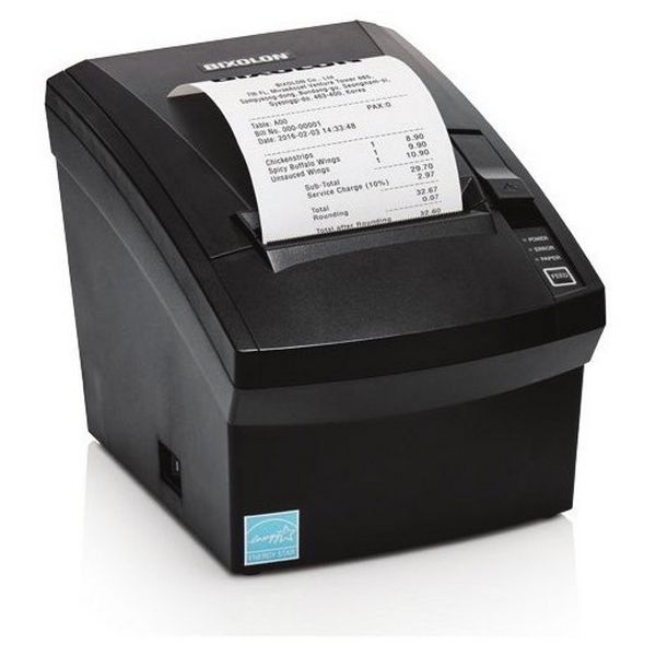 Bixolon Thermal Printer SRP-330 USB+parallel. Black