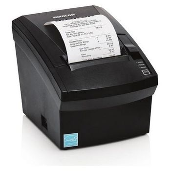 Bixolon Thermal printer SRP-330 USB+parallel. Black