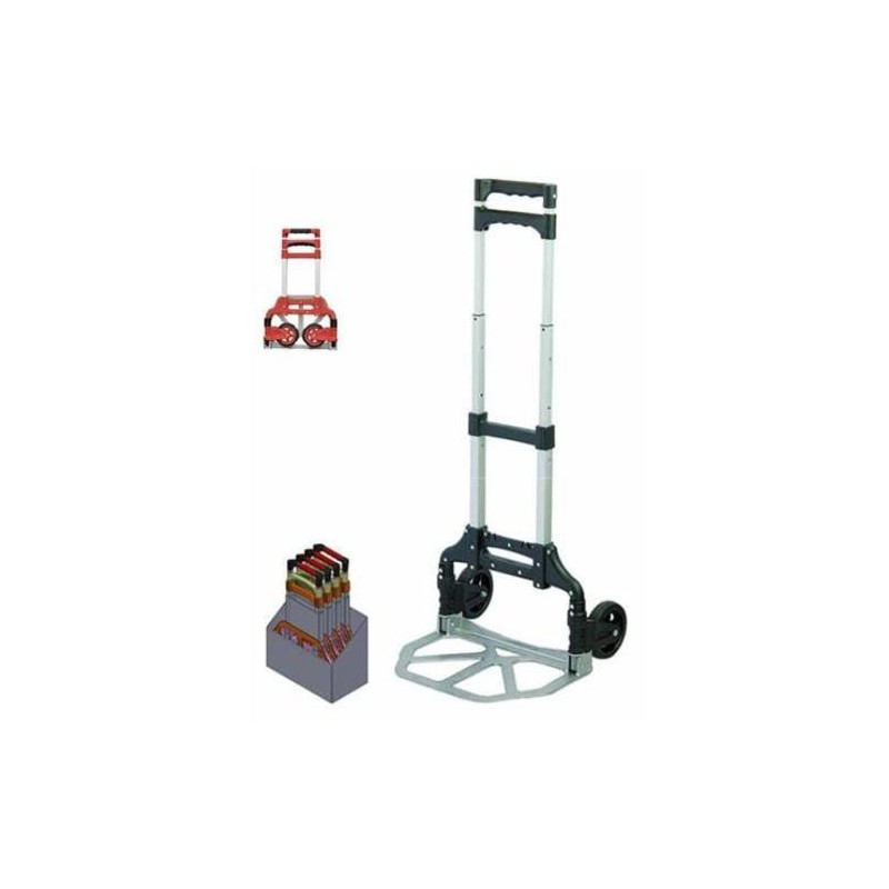 TRANSPORT TROLLEY FOLDING 70 KG. BC-60A 1490002