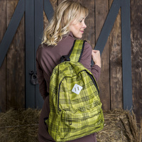 Backpack canvas, women, men, summer, urban, walking, casual