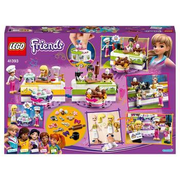 Конструктор LEGO Friends Соревнование кондитеров 3