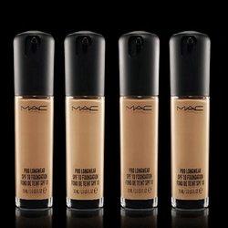MAC Pro de larga duración de base duradera crema de larga duración todas las opciones de color cara base maquillaje para la piel