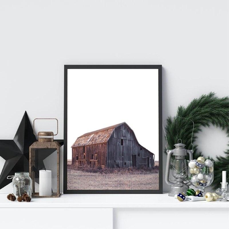 Color Farm Posters Farming Print