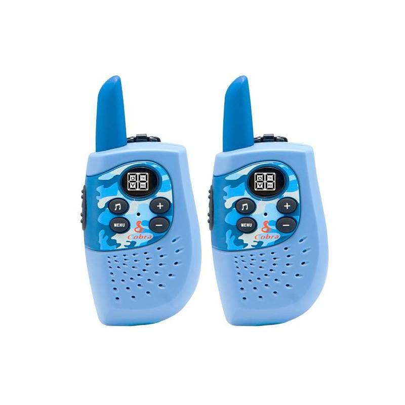 Walkie-Talkie Cobra PMR HM230 3 Km Blue
