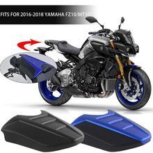 цена на ABS Plastic Motorcycle Rear Tail Solo Seat Cover Cowl Passenger Hump for 2016 2017 2018 Yamaha MT10 FZ10 MT-10 FZ-10 MT FZ 10