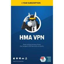 HMA VPN license key |  1 YEAR SUBSCRIPTION | GUARANTEE