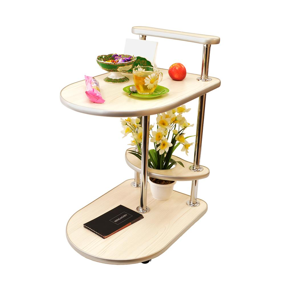 Roll-serving Table, 26Г On Wheels. Furniture For The Living Room, Kitchen, Bedroom. Bedside \ Computer \ Kitchen Table On Wheels