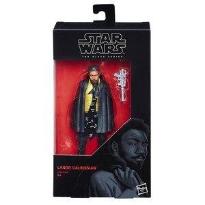 Star Wars Die Schwarz Serie-Lando Calrissian 15 cm Hasbro