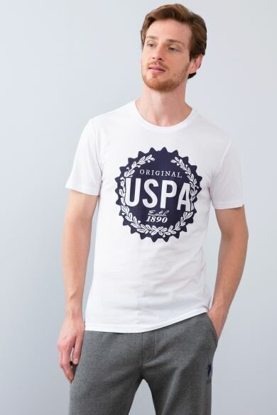 U.S. POLO ASSN. Crew Neck Slim T-Shirt