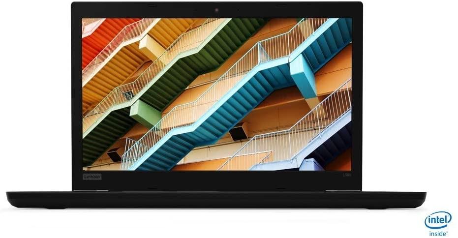 Laptop Lenovo ThinkPad (L590), Black Color (Black) 8 GB / 256 GB SSD, Full HD Display 15