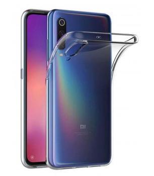 Funda de gel TPU carcasa protectora silicona para movil Xiaomi MI9 Transparente