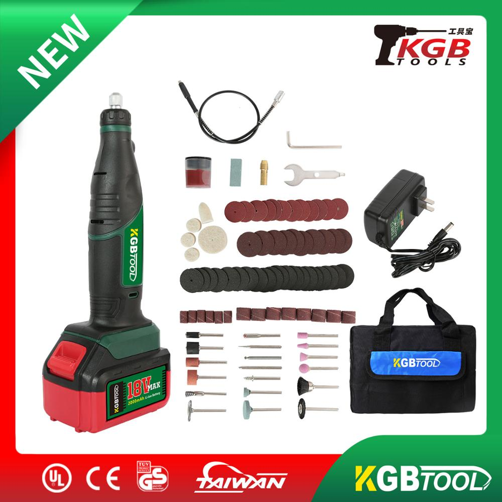 KGB Mini Variable Speed ​​Grinder, Electric Polishing Drilling Tool, Rotary Tool Kit Electric Mini Engraver With PENCIL GRINDER