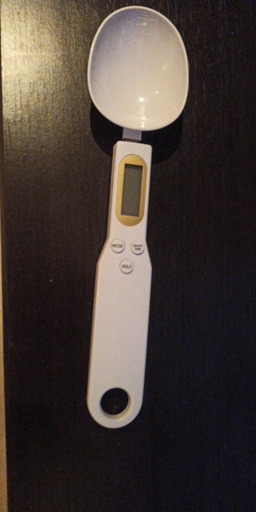 DigiSpooncale™ - Portable LCD Digital Measuring Spoon Scale photo review