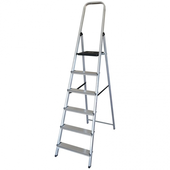 Staircase Altipesa 306N Aluminium (6 Steps)|Power Tool Sets| |  - title=
