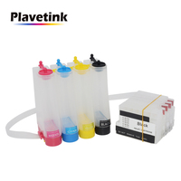Plavetink 4 Color CISS Ink System For HP Designjet T120 24 T120 610 T520 24 T520 Printer For HP 711 XL Continuous ink Tank