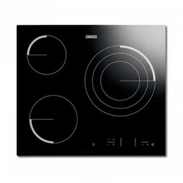Glass Ceramic Hob Zanussi Z6123 IOK Easy Touch 60 cm|Cooktops| |  - title=