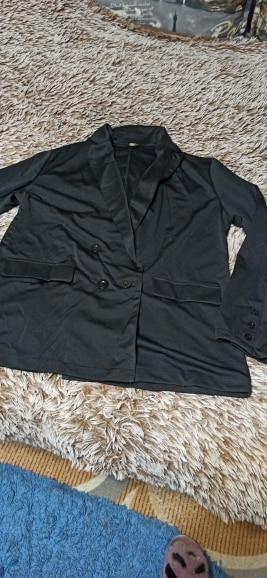 Fashion Jackets Women Coat Plus Size VONDA 2020 Spring Autumn Female Long Sleeve Lapel Black Blazer Elegant Work Blazer Feminina reviews №1 978143