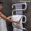 Elektrische Wand oder Boden Handtuch Schiene S trockenen InnovaGoods (5 Bars) 100W Handtuchstangen    -
