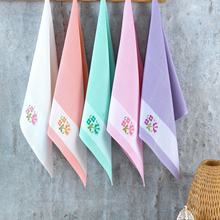 Towel Kichen-Tool Bermeks Dish-Cloth 12pcs Cleaning-Wiping-Towel Absorbent Non-Stick-Oil