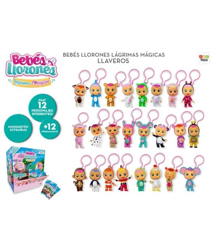 Baby Weeping Tears Magic Keychains Toy Store