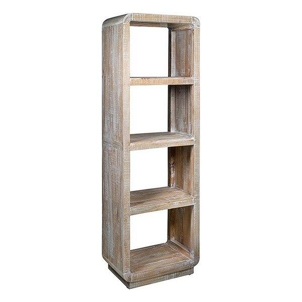 Shelves (190 X 60 X 37 Cm) Mindi Wood