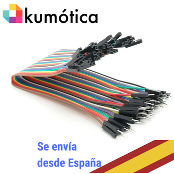 40 PCs dupont Cable male-female 20 cm for Arduino breadboard breadboard projects maker/Microbit