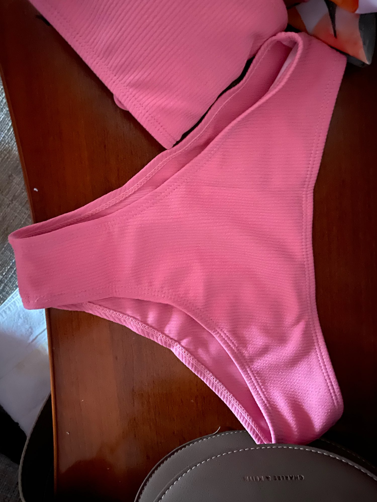 2020 New Bikini Women Swimwear High Waist Strapless Sexy Bikini Pure Color Women Swimsuit Padded Bathing Suit Monokin|Bikini Set|   - AliExpress