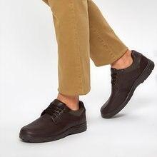 FLO 92.356083.M Brown Men Shoes Polaris