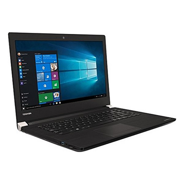 "Notebook Toshiba Sat Pro R40-D-111 14"" Celeron 3865U 4 GB RAM 128 GB SSD Black"