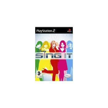 Disney Sing It Ps2 Videojuegos Juegos Namco Música Edad 3+