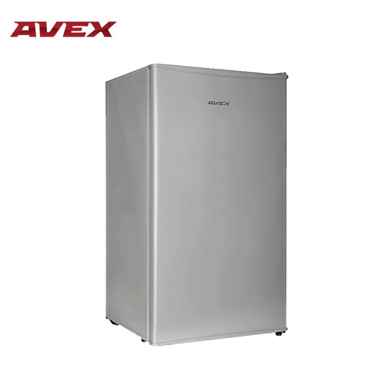Refrigerator AVEX RF-90S  Electric Refrigerator Power-saving Fridge For Home Major Home Kitchen Appliances