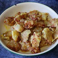 外酥里嫩的东北老式锅包肉的做法图解8