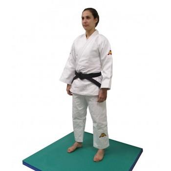 Judogi Kappa Atlanta España homologado IJF blanco