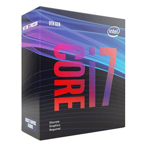 Процессор Intel Core™I7-9700F 4,7 ГГц 12 МБ