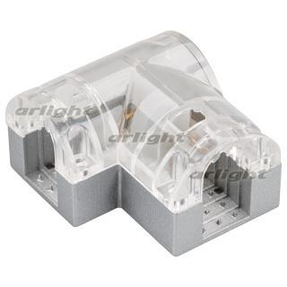 022702 Connector Angular Arl-clear-u15-90 (26x15mm) Arlight 2-Piece