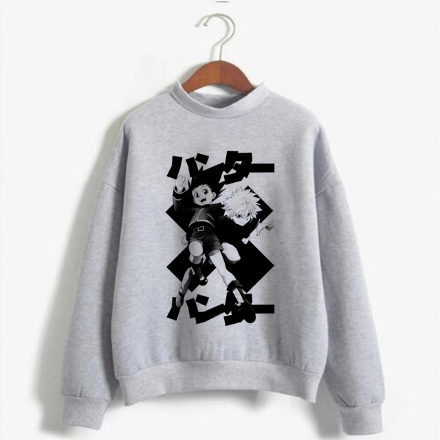 HUNTER X HUNTER THEMED SWEATSHIRT