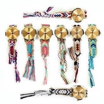 Lote 20 Relojes Etnico en bolsa de regalo-Detalles de recuerdos y regalos para bodas y bautizos... comuniones baratos y originales?