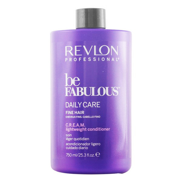 Nourishing Conditioner Be Fabulous Revlon (750 Ml) Fine Hair